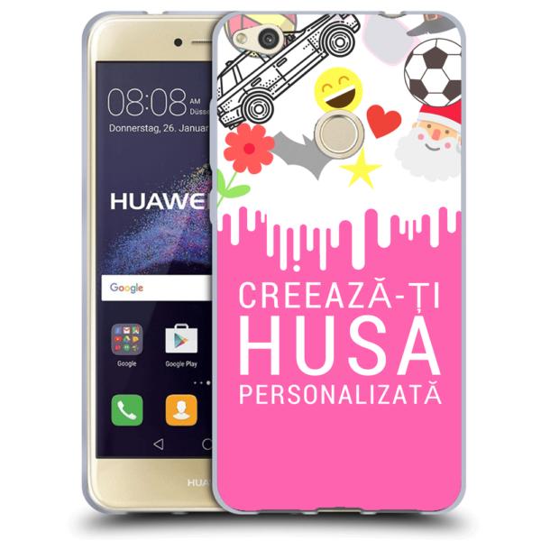 Husa Personalizata Huawei P9 Lite 2017 Slim Silicon TPU