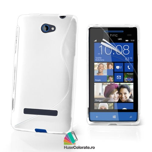 Husa_Gel_Silicon_HTC_Windows_Phone_8S_Model_S_Alba