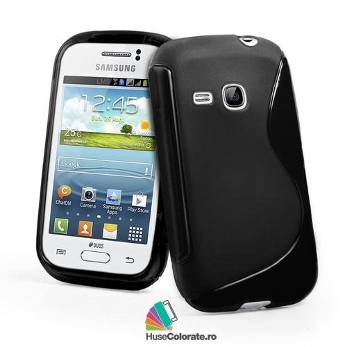 Husa_Gel_Silicon_Samsung_S6310_Galaxy_Young_Model_S_Neagra