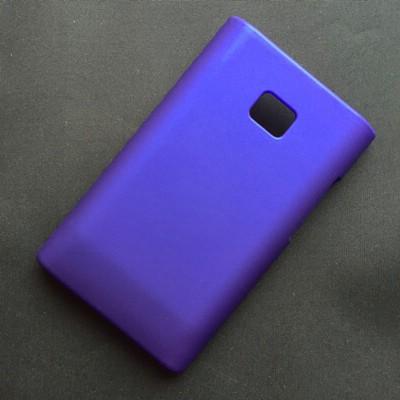 Husa_LG_Optimus_L3_E400_Slim_Plastic_Albastra_Electric