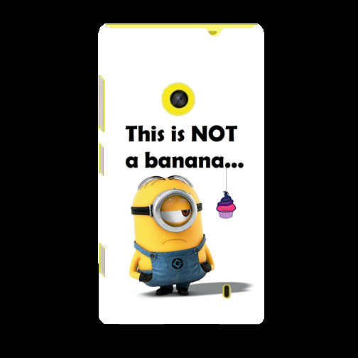 Husa_Nokia_Lumia_520_Plastic_Slim_Model_Minion_Not_A_Banana