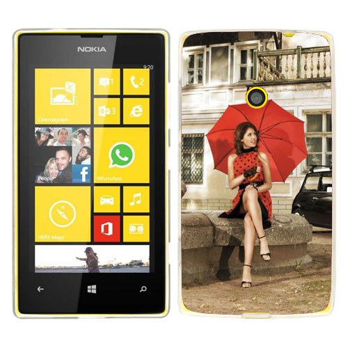 Husa_Nokia_Lumia_520_Silicon_Gel_Tpu_Model_Women_Models