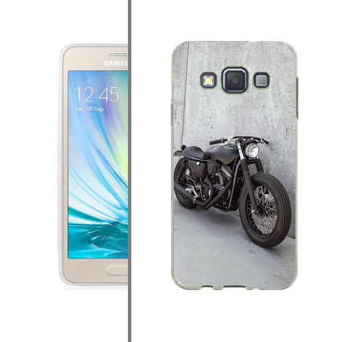 Husa_Samsung_Galaxy_A3_Silicon_Gel_Tpu_Model_Motocicleta_Vintage
