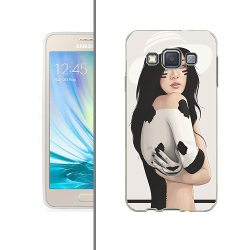 Husa_Samsung_Galaxy_A3_Silicon_Gel_Tpu_Model_Painted_Women