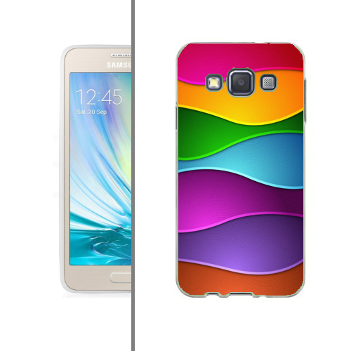 Husa_Samsung_Galaxy_A3_Silicon_Gel_Tpu_Model_Rainbow_Abstract