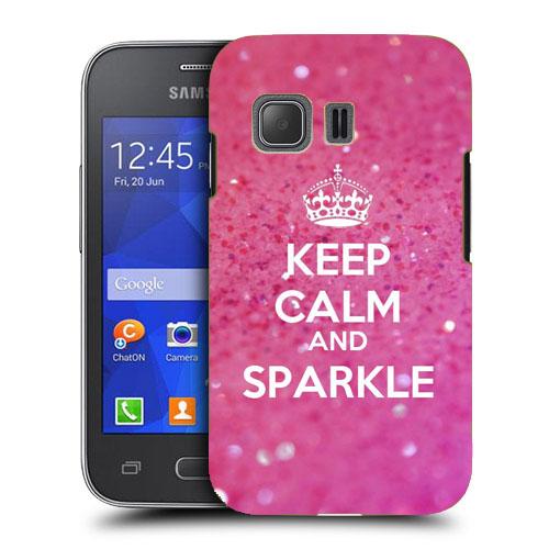 Husa_Samsung_Galaxy_Young_2_G130_Silicon_Gel_Tpu_Model_Keep_Calm_Sparkle