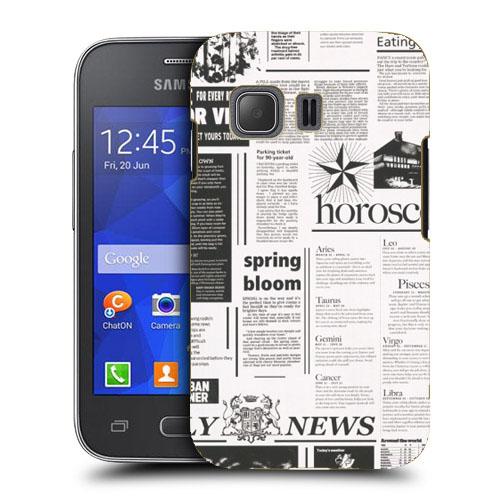 Husa_Samsung_Galaxy_Young_2_G130_Silicon_Gel_Tpu_Model_Newspaper