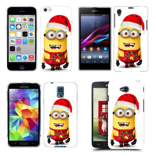 Husa_Silicon_Gel_Tpu_Model_Craciun_Minion_Christmas_All_Phones