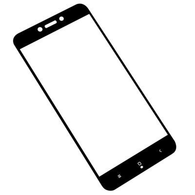 Sticla Full Cover Neagra Xiaomi Redmi 4X