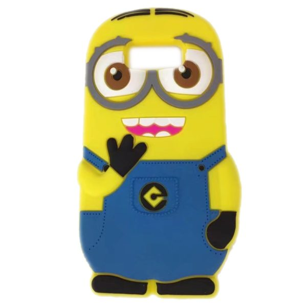 Samsung S8 S8 Plus Minion 3D Husa Silicon