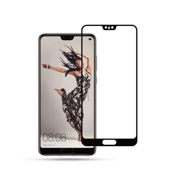 Sticla Full Cover Huawei P20 Pro Black