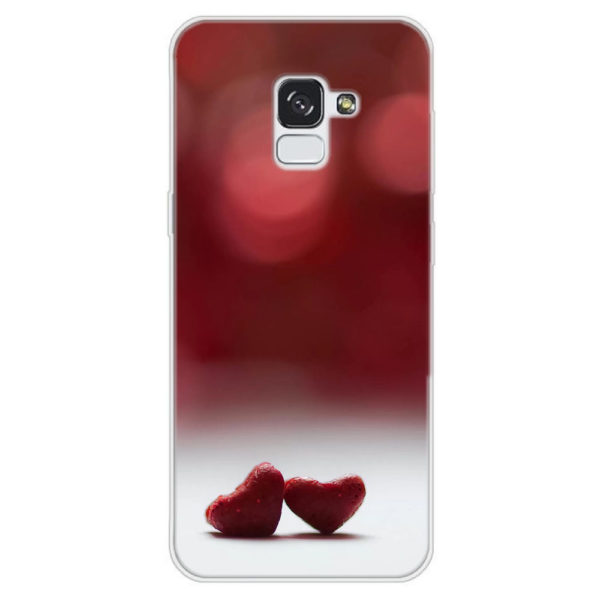 Husa-Samsung-Galaxy-A6-2018-Silicon-Gel-Tpu-Model-Little-Hearts