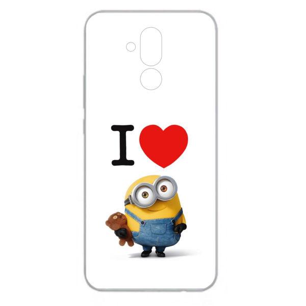 Husa-Huawei-Mate-20-Lite-Silicon-Gel-Tpu-Model-I-Love-Minions
