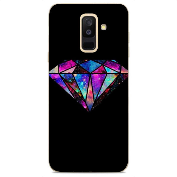 Husa-Samsung-Galaxy-A6-Plus-2018-Silicon-Gel-Tpu-Model-Diamond-Black