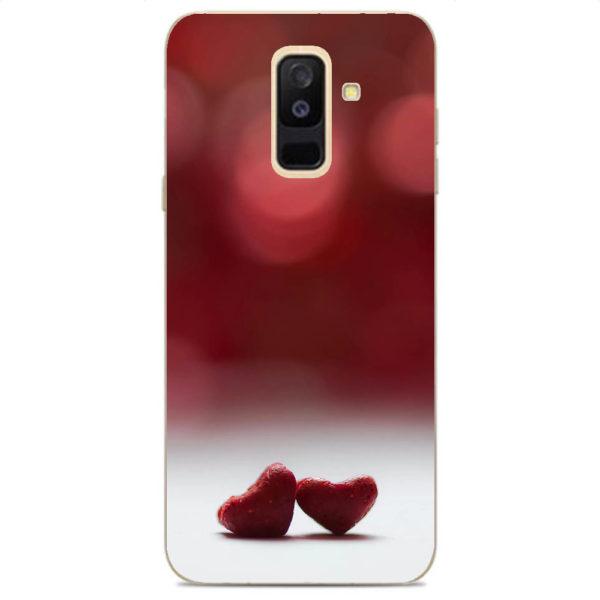 Husa-Samsung-Galaxy-A6-Plus-2018-Silicon-Gel-Tpu-Model-Little-Hearts