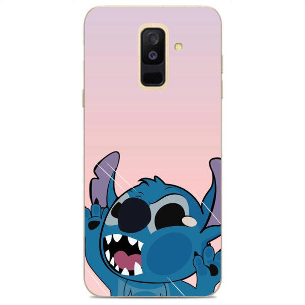 Husa-Samsung-Galaxy-A6-Plus-2018-Silicon-Gel-Tpu-Model-Stitch