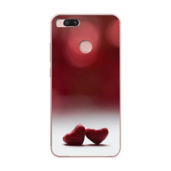 Husa-Xiaomi-Mi-A1-Silicon-Gel-Tpu-Model-Little-Hearts