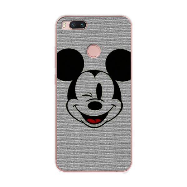 Husa-Xiaomi-Mi-A1-Silicon-Gel-Tpu-Model-Mickey