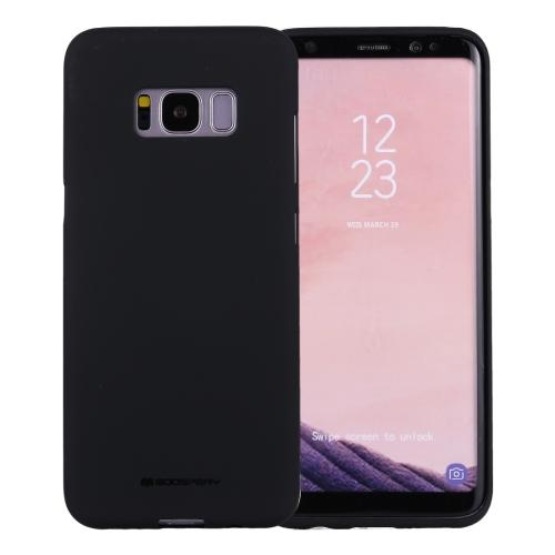 Husa Samsung Galaxy S8 Plus Mercury Goospery Soft Feeling Silicon Neagra