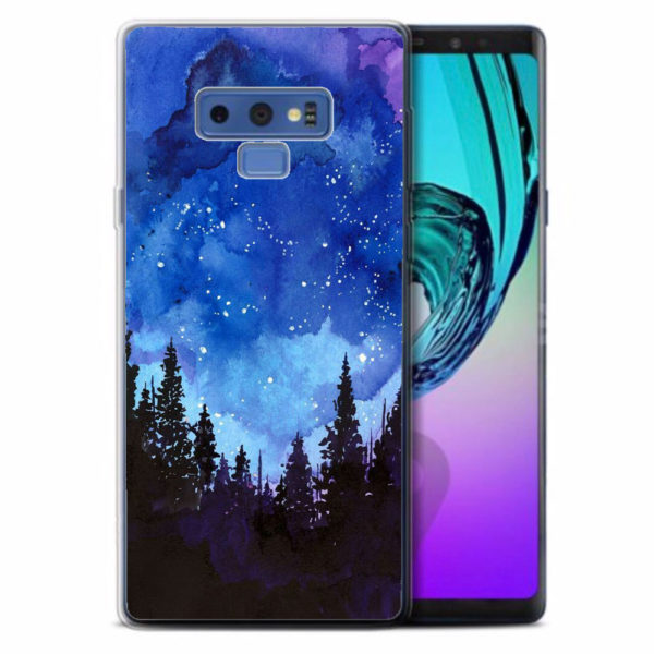 Husa-Samsung-Galaxy-Note-9-Silicon-Gel-Tpu-Model-Night-Forest