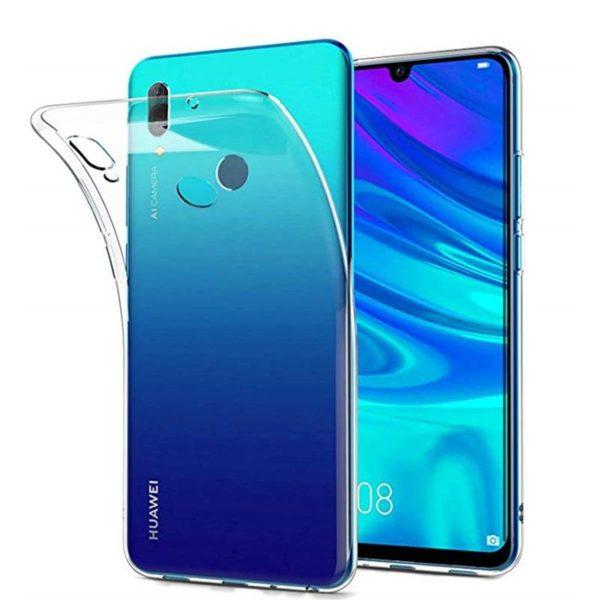 Husa Huawei Y7 2019 Super Slim 0.5mm Silicon Gel TPU Transparenta