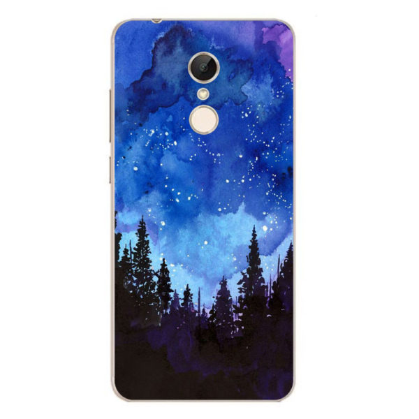 Husa-Xiaomi-Redmi-5-Plus-Silicon-Gel-Tpu-Model-Night-Forest