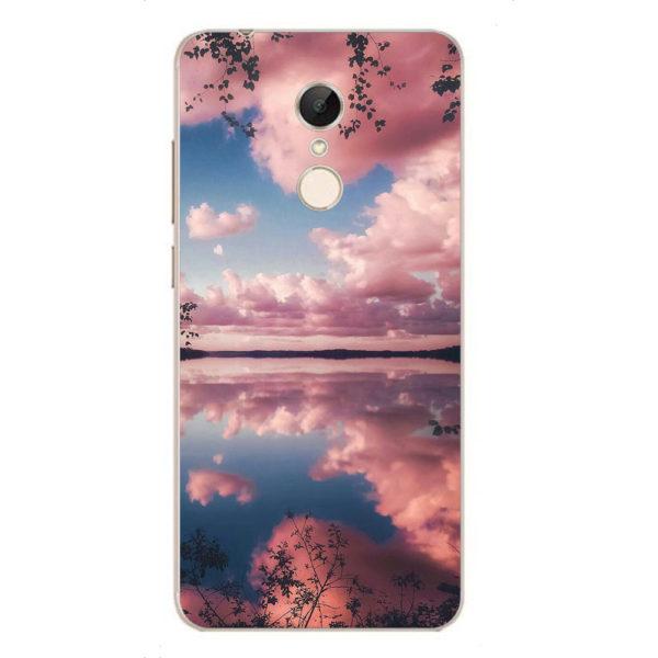 Husa-Xiaomi-Redmi-5-Plus-Silicon-Gel-Tpu-Model-Pink-Clouds