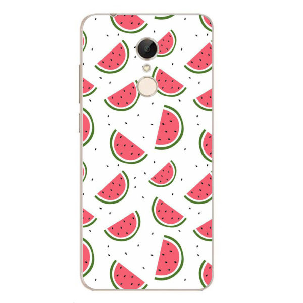 Husa-Xiaomi-Redmi-5-Plus-Silicon-Gel-Tpu-Model-Watermelons-Pattern