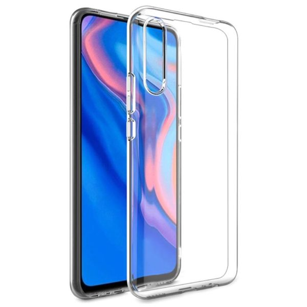 Husa Huawei P Smart Pro Transparenta Slim 0.5mm Silicon TPU