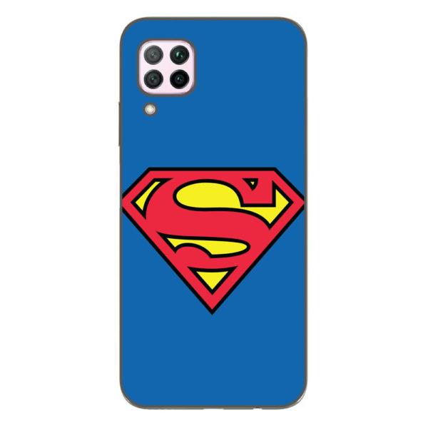Husa-Huawei-P40-Lite-Silicon-Gel-Tpu-Model-Superman