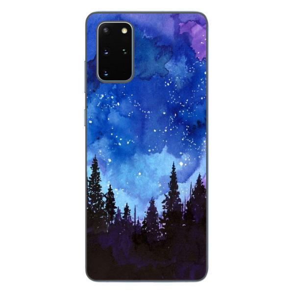 Husa-Samsung-Galaxy-S20-Plus-Silicon-Gel-Tpu-Model-Night-Forest