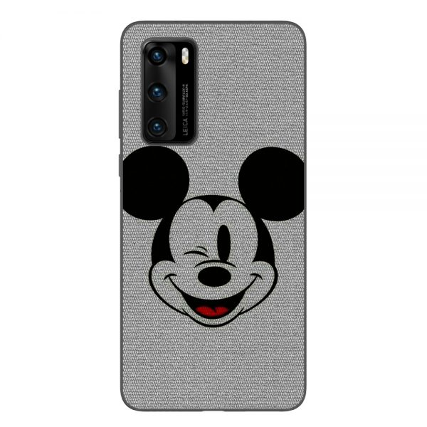 Husa-Huawei-P40-Silicon-Gel-Tpu-Model-Mickey
