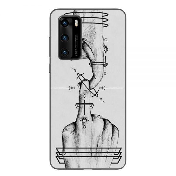 Husa-Huawei-P40-Silicon-Gel-Tpu-Model-Universe-Touch