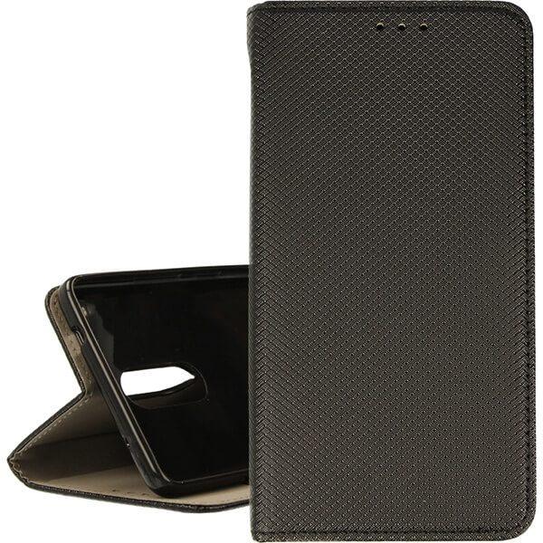 Husa Lenovo K6 Note Toc Magnet Book Flip Negru