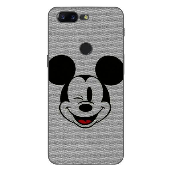 Husa-OnePlus-5T-Silicon-Gel-Tpu-Model-Mickey