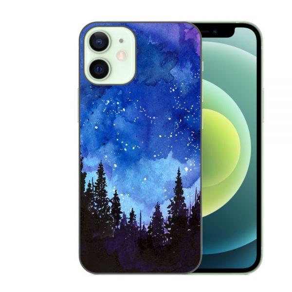 Husa-iPhone-12-Mini-Silicon-Gel-Tpu-Model-Night-Forest