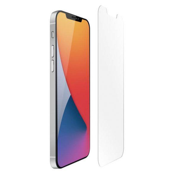 Folie Sticla iPhone 12 Pro Max Protectie Ecran Antisoc Tempered Glass 2.5D