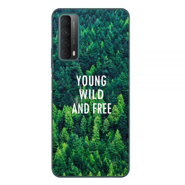 Husa-Huawei-P-Smart-2021-Silicon-Gel-Tpu-Model-Wild-and-Free