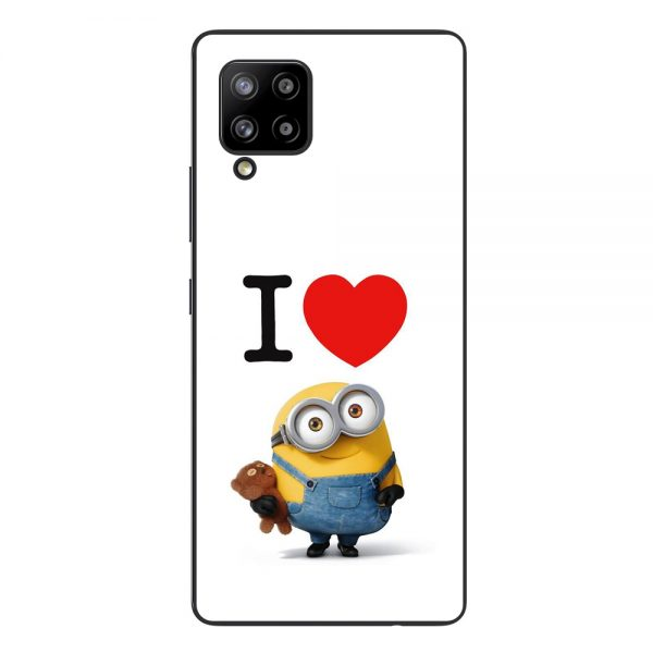 Husa-Samsung-Galaxy-A42-5G-Silicon-Gel-Tpu-Model-I-Love-Minions