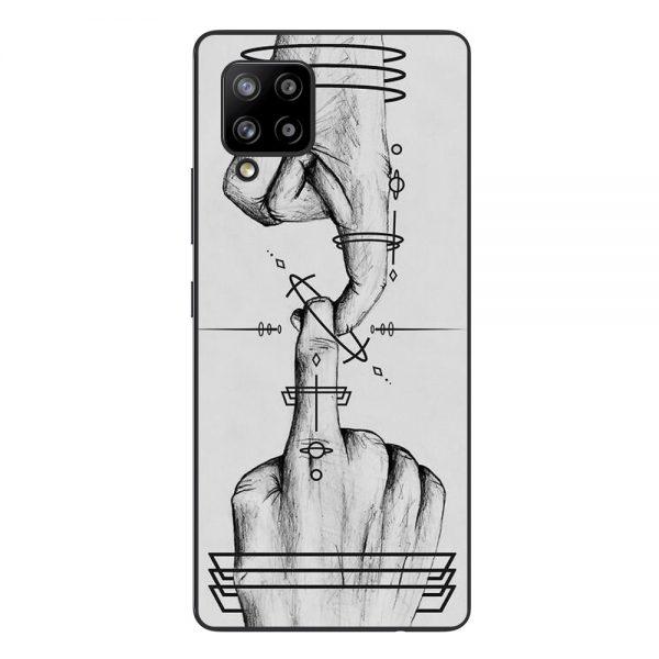 Husa-Samsung-Galaxy-A42-5G-Silicon-Gel-Tpu-Model-Universe-Touch