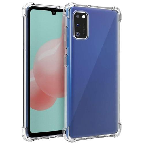 Husa Samsung Galaxy A41 Silicon Gel TPU ANTISHOCK Armour Transparenta