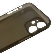 Husa iPhone 11 Ultra Slim PP Matte Neagra2