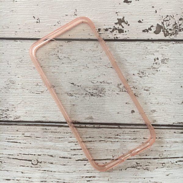 Husa-iPhone-7-si-8-Slicon-Ringke-Fusion-Roz-Gold