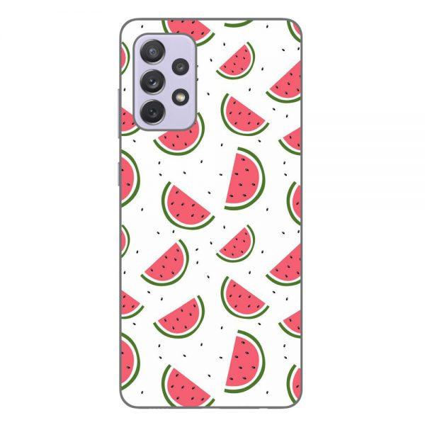 Husa-Samsung-Galaxy-A72-5G-Silicon-Gel-Tpu-Model-Watermelons-Pattern