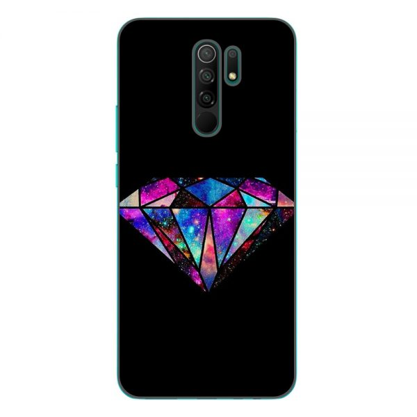 Husa-Xiaomi-Redmi-9-Silicon-Gel-Tpu-Model-Diamond-Black