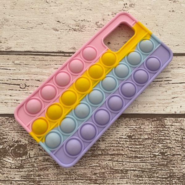 Husa-Pop-IT-Samsung-Galaxy-A32-5G-Silicon-3D-Soft-Touch-Multicolora-Popit