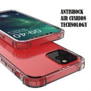 Husa iPhone 12 si iPhone 12 Pro Silicon Armour AntiShock Transparenta3